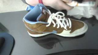 How To Clean Suede Sb Dunks.