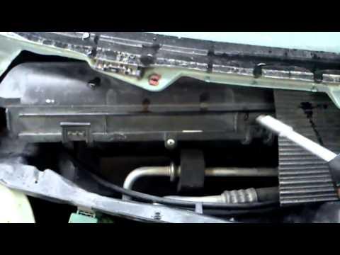 reemplazo de filtro para habitaculo o cabina ford ka 2002 mantenimiento clima