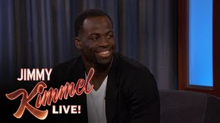 Draymond Green on Recruiting Kevin Durant