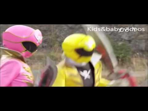 Siêu nhân thần kiếm phần 3 tập 5   Power Rangers Ninja