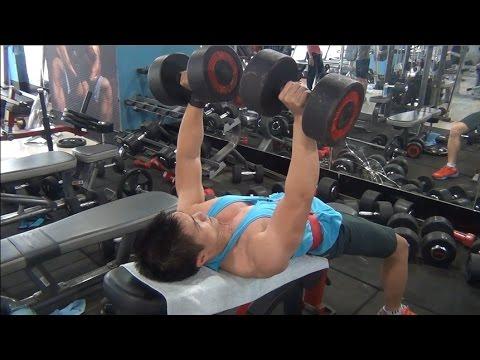 GYMLORD   N3   Cách Tập Ngực Trên, Ngực Trong Hiệu Quả