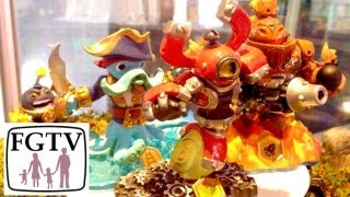 Skylanders Swap Force Starter Pack Hands-On