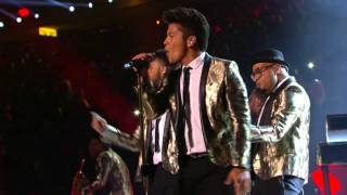Bruno Mars with Red Hot Chili Peppers – Live at Super Bowl XLVIII