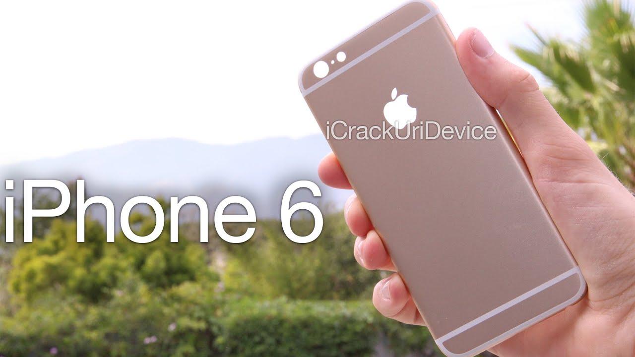 Zatím nejdetailnější prohlídka šasi iPhonu 6 potvrzuje široké proužky (Video)