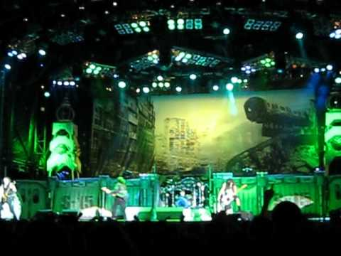 Iron Maiden - When the Wild Wind Blows @ Brisbane Soundwave 2011
