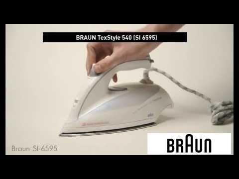 Ремонт утюга браун видео