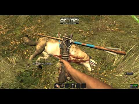 Rust Beginners Tutorial Alpha on Steam includes COOKING