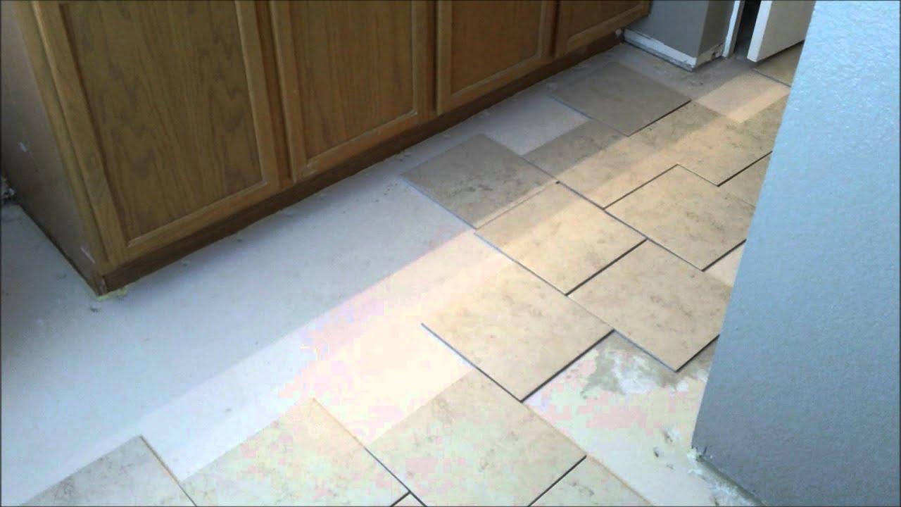 The Bathroom Tile Layout YouTube