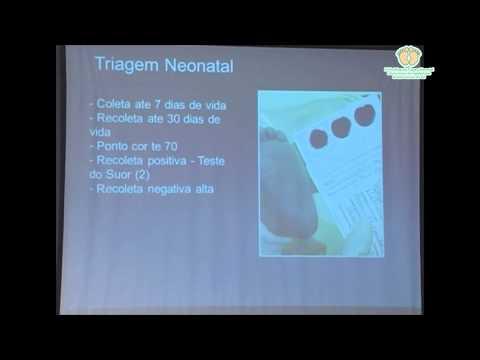 Palestra sobre Fibrose C�stica