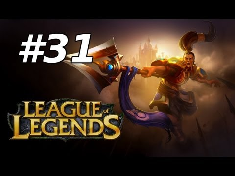 League of Legends - Gram Xin Zhao na Dżungli (Jungle) - Takie tam Grańsko :D PL