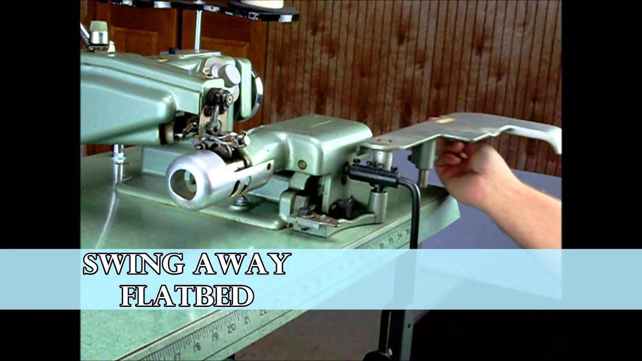 rex blind stitch machine