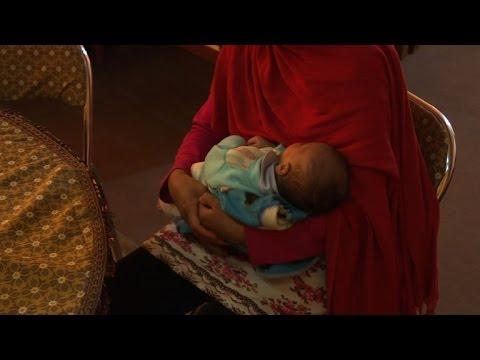 Pour les femmes afghanes, des refuges à l'abri des coups