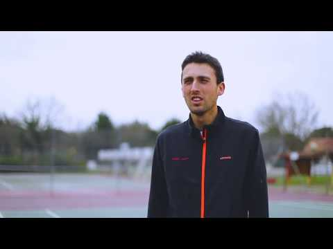 Gironde : Benjamin Coulier, champion de tennis et autiste asperge