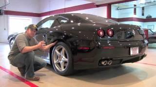 Ferrari 612 Scaglietti--D&M Motorsports videos