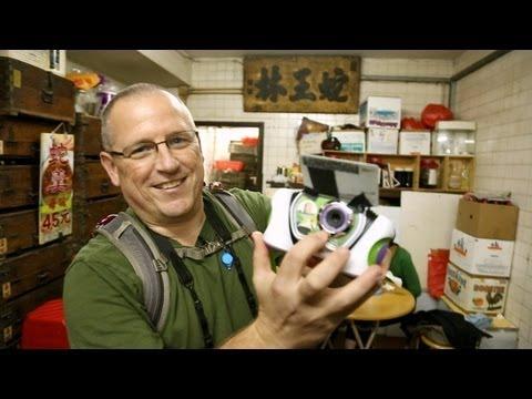 Strobist, Cheap Camera Challenge - DigitalRev TV