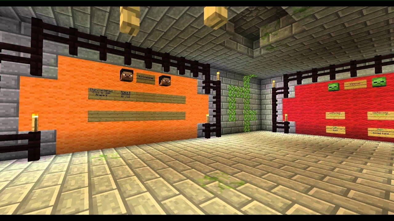 Minecraft cracked servers 1.7 2 jogos de fome