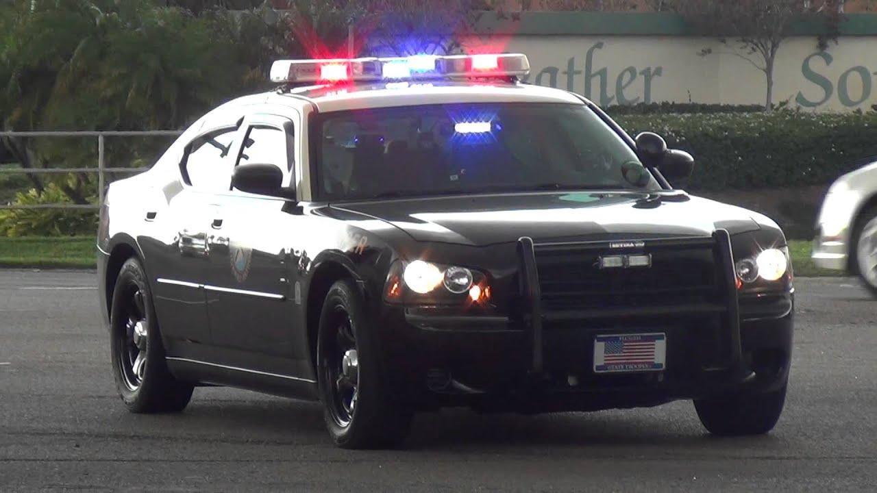 Brand New Florida Highway Patrol Dodge Charger Police Car