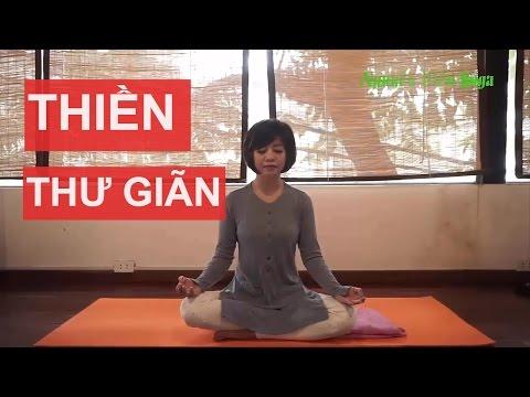 YOGA | Thiền chữa bệnh, xóa tan stress cùng Nguyễn Hiếu Yoga