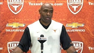 Charlie Strong National Signing Day press conference [Feb. 5, 2014]
