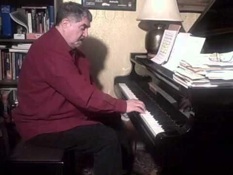 Hal Galper – For Pianists: Quiet Hands