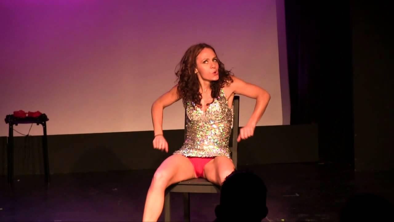 CCRI to host Naked In Alaska performance, workshop