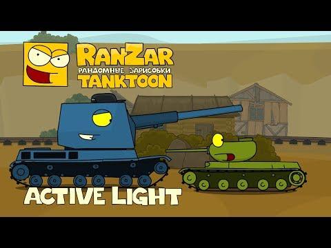 Tanktoon - Světlice