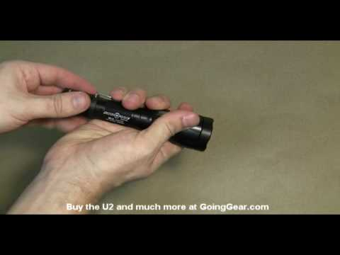 Surefire U2 Ultra LED Flashlight Review