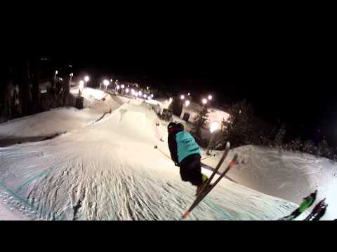 Winter X Games 2012: Tom Wallisch Backflips