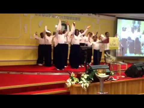 RCCG Open Heaven Praise Dancers