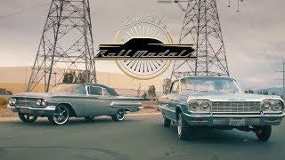 OG Abel & His 1964 Chevrolet Impala - Lowrider Roll Models Ep. 10. MotorTrend.