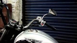 Ajustar el freno de la moto