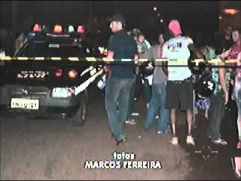 Rapaz de 18 anos é morto com quatro tiros