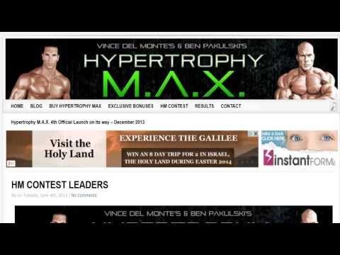 Hypertrophy M.A.X. Torrent