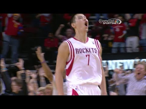 Jeremy Lin vs Portland Trailblazers 9 March 2014