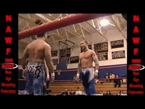 NAWF: Xavier vs. John Brooks vs. Reckless Youth
