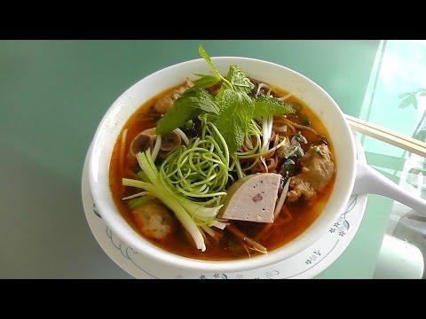 Vietnamese Spicy Beef Noodle Soup | Bun Bo Hue