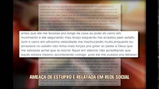 Preso estudante de direito suspeito de tentativa de estupro no Serro