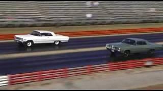 1964 Catalina 2+2 Vs 1963 Impala SS