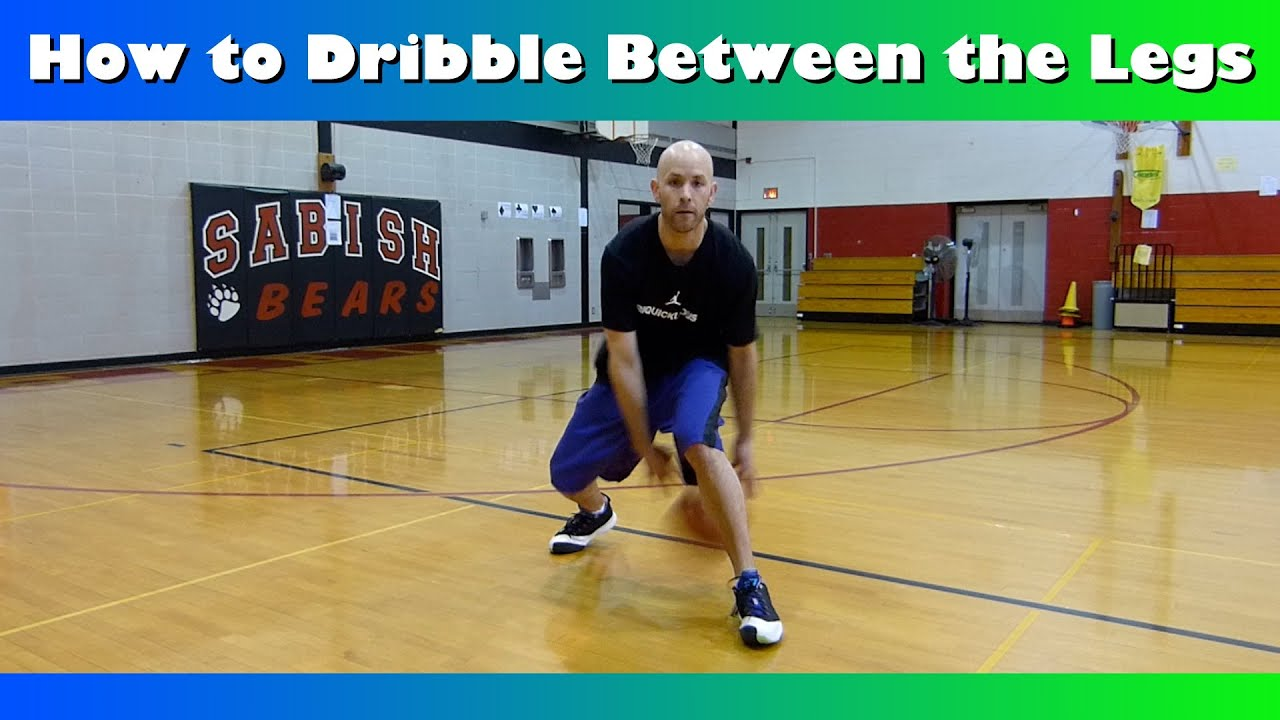 How to Teach Young Children to Dribble a Basketball ...
