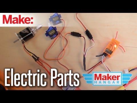 Maker Hangar Episode 8: ElectricParts