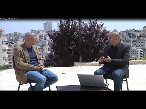 عصمت منصور : الاعلام الاسرائيلي يتناغم مع حكومة الاحتلال في كل ما يتعلق باضراب الاسرى