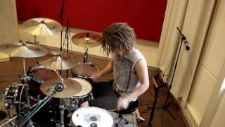 "Daft Punk ""Lose Yourself To Dance"" Drum Cover By Kevin"