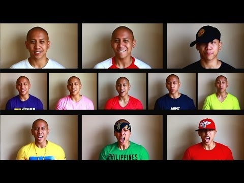 Dark Horse - Katy Perry (Acapella/Mouth Only/Tunog Tao) Cover - Mikey Bustos