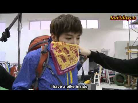 [ENG SUB] 2PM NEPA 2012 Special Making Film Part 2