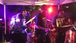 HOT'ZONE en live 2013