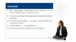 Aprende Valenciano. Lección 16