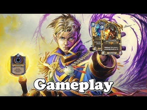 [Top 1 Legend] Gameplay: Sorbet's Highlander Dragon Priest (Hearthstone)