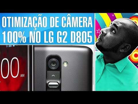 🔵 SUPER TRUQUE | CÂMERA DO LG G2 100% MELHORADA | TIRAR RESINA
