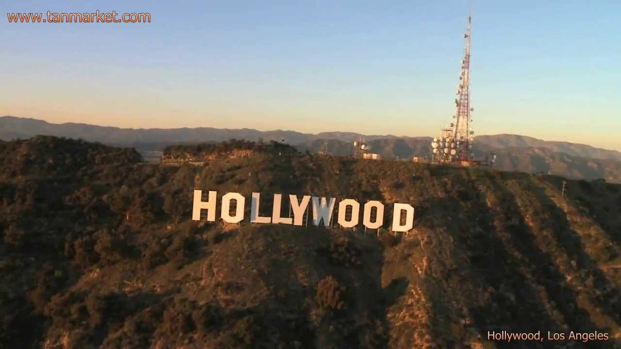 Hollywood los angeles usa collage video for Used lumber los angeles