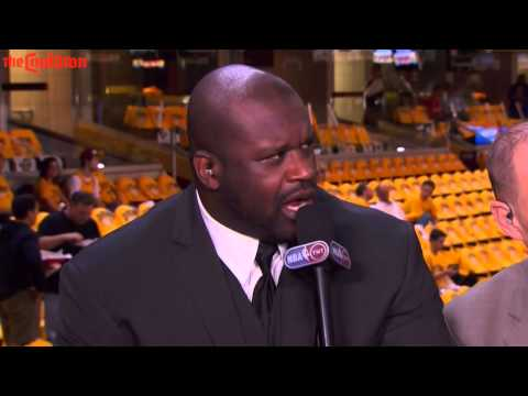 Shaq Says He Can Last 45 Secs With Ronda Rousey
